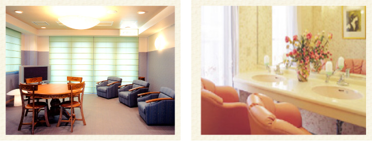 瞑想室・ビューティールーム